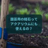 園芸用の軽石