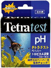 テトラ テスト ペーハートロピカル試薬(5.0ー10.0)
