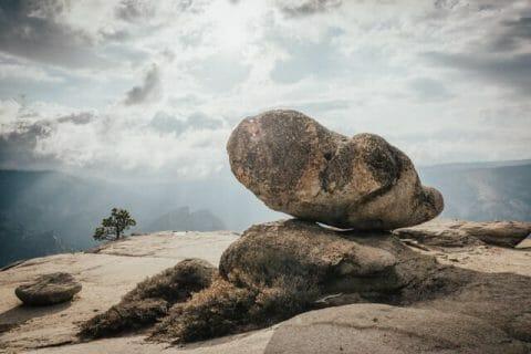 石のパワー