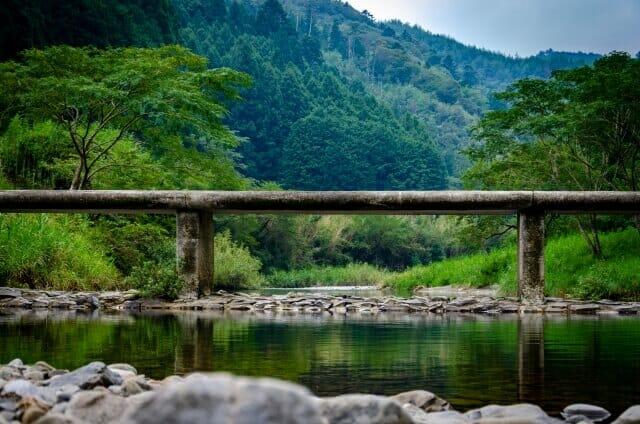 高樋沈下橋