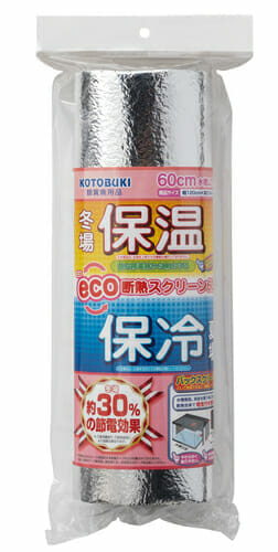 コトブキ eco断熱スクリーン600